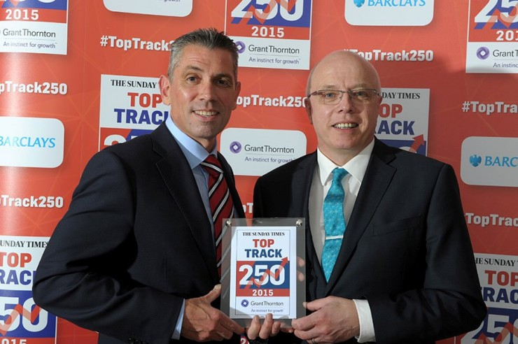 Top Track Awards