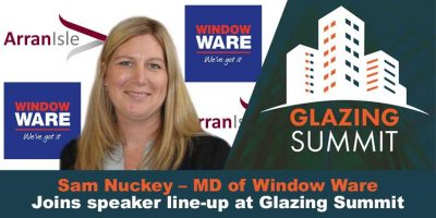 Glazing Summit Sponsorship May 2018