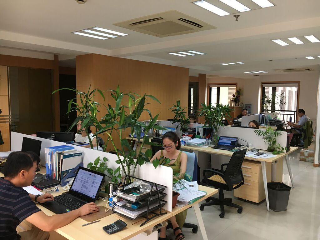 China Office October 2016