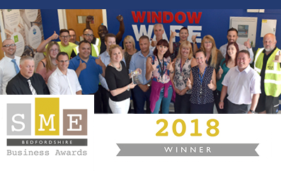 Window Ware SME Winners 2018
