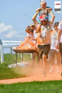 Colour Run – Eden Valley Hospice