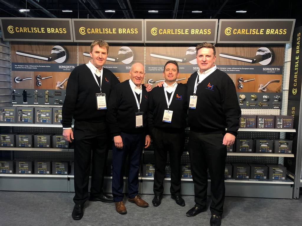 Locks and Hardware Hardware Show 2019